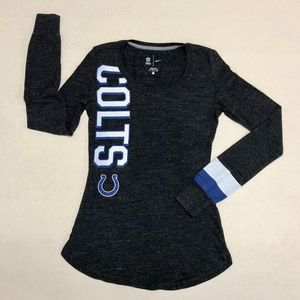 Indianapolis Colts - Nike Women's Long Sleeve 💙